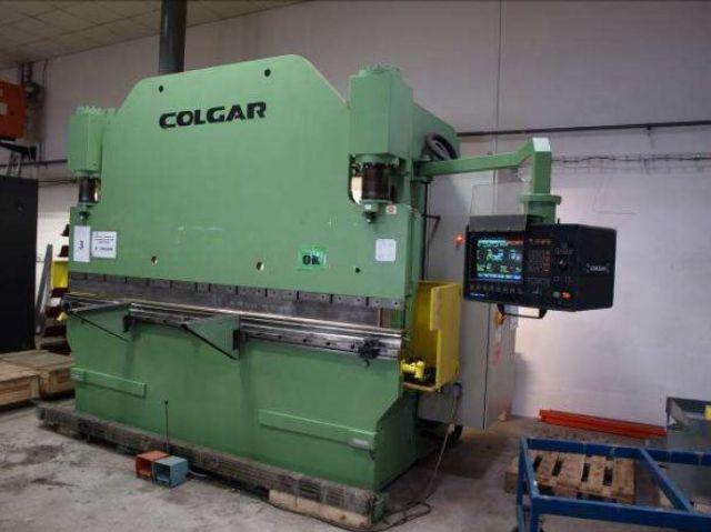 Prasa krawędziowa hydrauliczna CNC COLGAR PIS 1526/32 FAC 1995