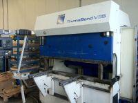 Prasa krawędziowa hydrauliczna CNC TRUMPF TRUMABEND V 85