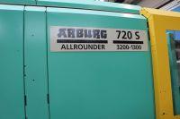 Kunststoffspritzgießmaschine ARBURG ALLROUNDER 720 S 3200-1300 2006-Bild 3