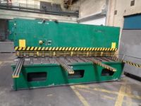 Cisaille guillotine hydraulique DARLEY GS 3016