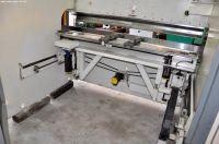Prasa krawędziowa hydrauliczna CNC LVD PPEB 80/25 CAD 1999-Zdjęcie 12