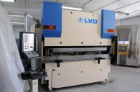 Hydraulische Abkantpresse CNC LVD PPEB 80/25 CAD