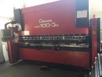 Hydraulische Abkantpresse CNC AMADA HFP 3000 * 100