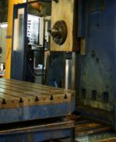 Horizontal Boring Machine TOS 130 CNC Heidenhain