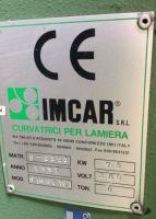 Zwijarka 3-walcowa IMCAR S1HRV 10.3 1997-Zdjęcie 2