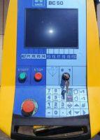 Prasa krawędziowa hydrauliczna CNC KINGSLAND KPE 40150 2001-Zdjęcie 2