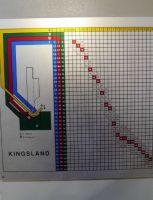 Prasa krawędziowa hydrauliczna CNC KINGSLAND KPE 40150 2001-Zdjęcie 4