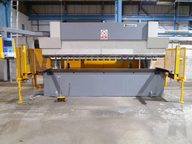 Prasa krawędziowa hydrauliczna CNC KINGSLAND KPE 40150 2001