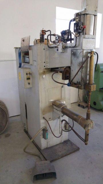 Punktschweißmaschine ENERTEC PSM 160 1991