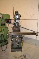 Vertical Milling Machine LAGUN FTV-4 1990-Photo 3