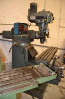 Vertical Milling Machine LAGUN FTV-4 1990-Photo 4
