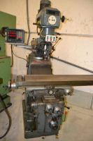 Vertical Milling Machine LAGUN FTV-4 1990-Photo 5