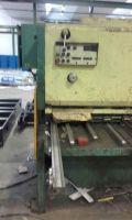 Hydraulic Guillotine Shear PROMECAM 3000x10 1990-Photo 4
