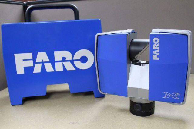 Maszyna pomiarowa FARO FARO Focus X330 3D 2016