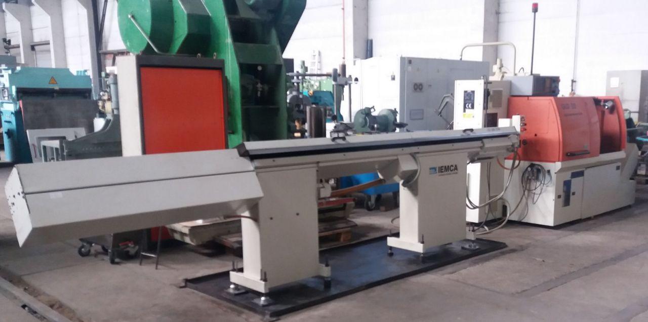 W superbly Automat tokarski CNC Gildemeister GLD 20-5A CE87