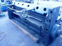 Mechanical Guillotine Shear RAS 2500 / 3  KM 1963-Photo 2