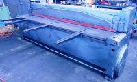 Mechanical Guillotine Shear RAS 2500 / 3  KM 1963-Photo 3