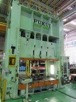 Prasa hydrauliczna bramowa 0480 FUKUI JAPAN HSS 400