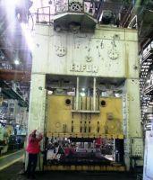 Epäkeskopuristintuotantolinja  PKZZ I 1250 / 4000