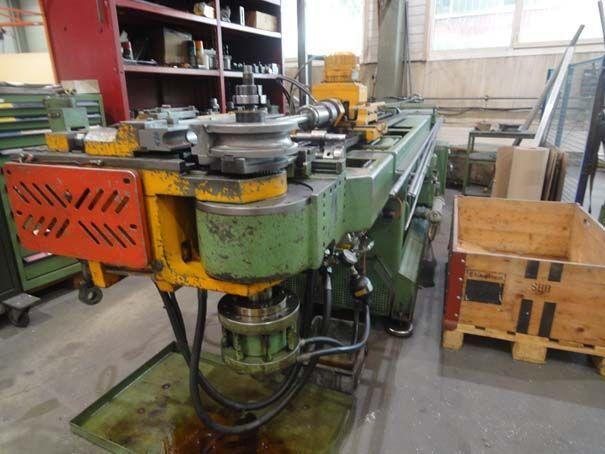 Bar Bending Machine BLM 63 cnc-sin 1990