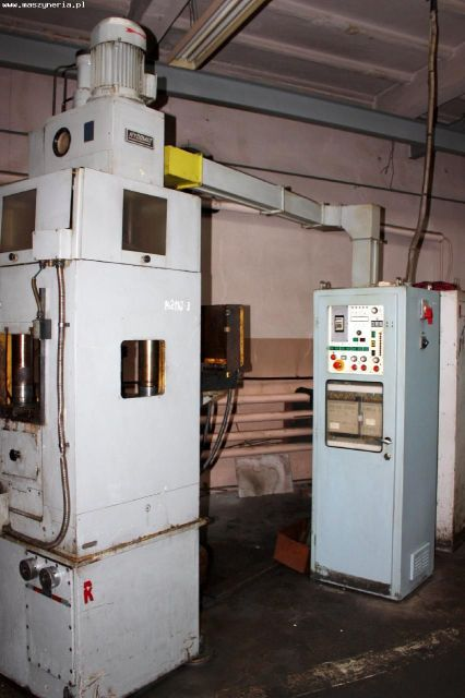 H Frame Hydraulic Press PAWN 100 G 1991