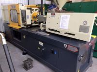 Plastics Injection Molding Machine ASIAN PLASTIC MACHINERY SM 120 2001-Photo 2