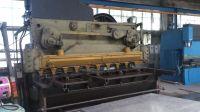 Cizalla guillotina mecánica ZAMECH NG 13