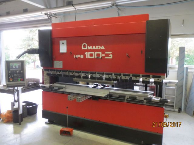 Zaginarka do blachy CNC AMADA HFE 100.3 2001