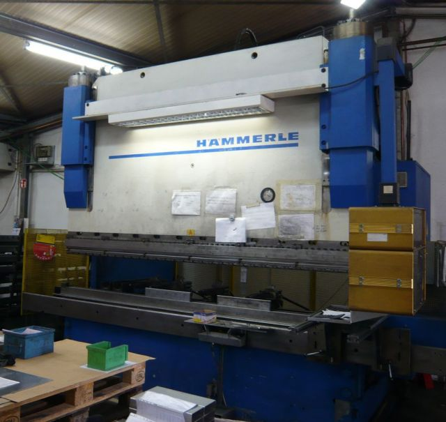 CNC Hydraulic Press Brake HAMMERLE AP 200-3100 1991