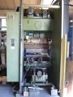 CNC Hydraulic Press Brake HAMMERLE AP 35 1988-Photo 3