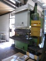 CNC Hydraulic Press Brake HAMMERLE AP 35 1988-Photo 8