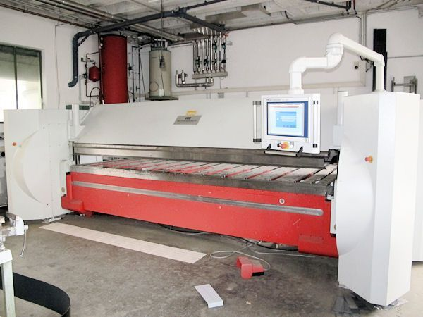 CNC Folding Machine SCHRODER MAK 4 2009