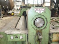 4 Roll Plate Bending Machine HAEUSLER VRM-HY 1983-Photo 3