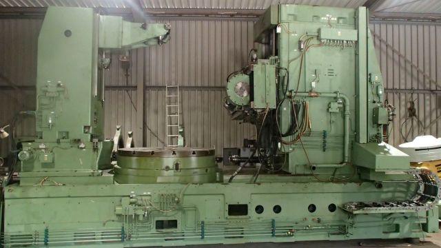 Gear Hobbing Machine LIEBHERR L 2400 1982