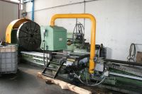 CNC zware draaibank Parallelo 1600 x 6000 mm 1600 x 6000 CNC