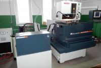 Wire Electrical Discharge Machine ACCUTEX AU 500 IA