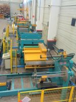 Slitting Line IRON SPA 1250 X 2 MM 2009-Photo 3