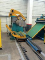 Slitting Line IRON SPA 1250 X 2 MM 2009-Photo 13