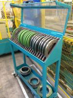 Slitting Line IRON SPA 1250 X 2 MM 2009-Photo 19