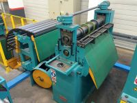 Slitting Line IRON SPA 1250 X 2 MM 2009-Photo 9