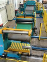 Slitting Line IRON SPA 1250 X 2 MM