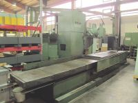 Bed Milling Machine TOS FSS 80 cnc