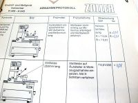 Maszyna pomiarowa ZOLLER H 420-250 1989-Zdjęcie 6