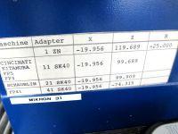 Maszyna pomiarowa ZOLLER H 420-250 1989-Zdjęcie 8