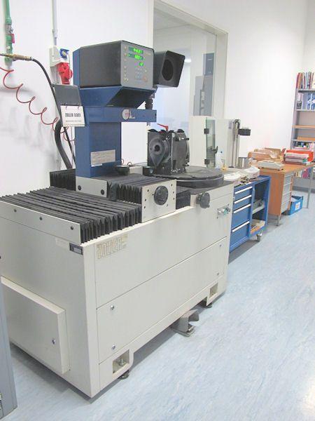 Maszyna pomiarowa ZOLLER H 420-250 1989