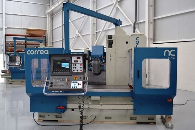 CNC Milling Machine CORREA CF17 (9685607) 1998