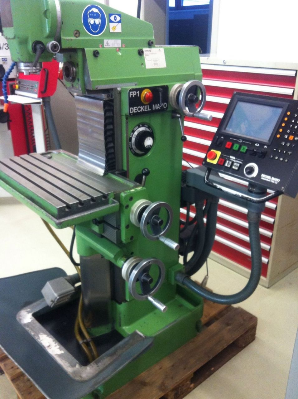 CNC Milling Machine DECKEL FP 1