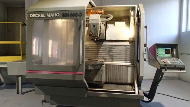 Frezarka CNC DECKEL MAHO MH 600 C 2000