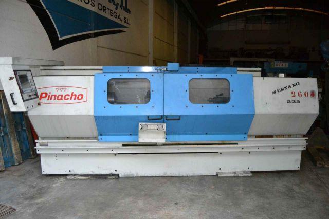 Токарный станок с ЧПУ (CNC) PINACHO Mustang 225x1500 2000