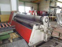 4 Roll Plate Bending Machine DAVI MCB 3028 2007-Photo 3